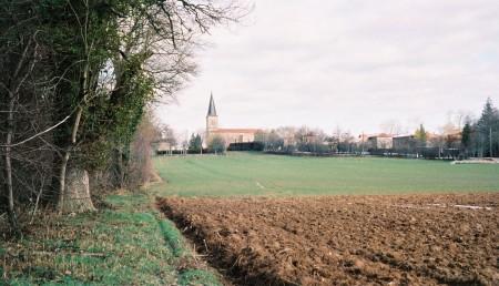 Le Montellier, village dombiste